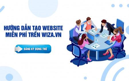 Hướng dẫn tạo website dùng thử 15 ngày miễn phí